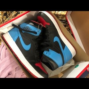 Air Jordan  1 high OG limited edition